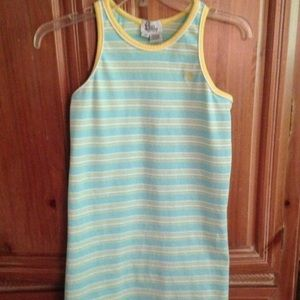 Lilly Pulitzer For Girls Striped Tank Dress